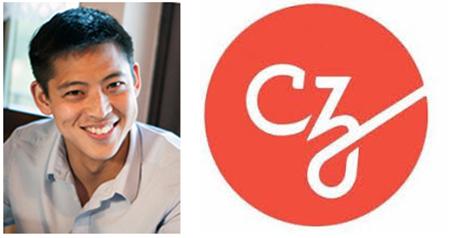 CZI award winner Dr. Eric Wang